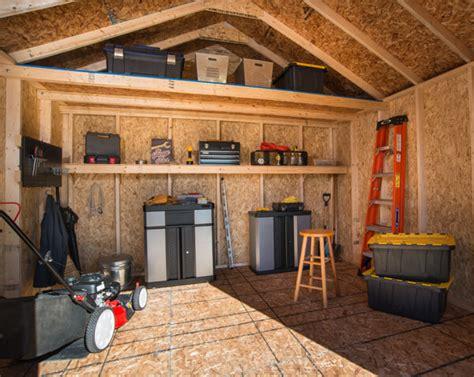 wood tool sheds create  workshop