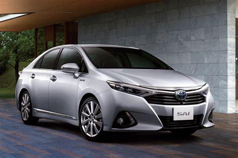 Nation Toyota Jdm Toyota Sai Facelifted Toyota Nation Forum Toyota