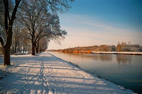 imagenes de invierno en alemania paisagem da neve do inverno alemanha gelo westphalia