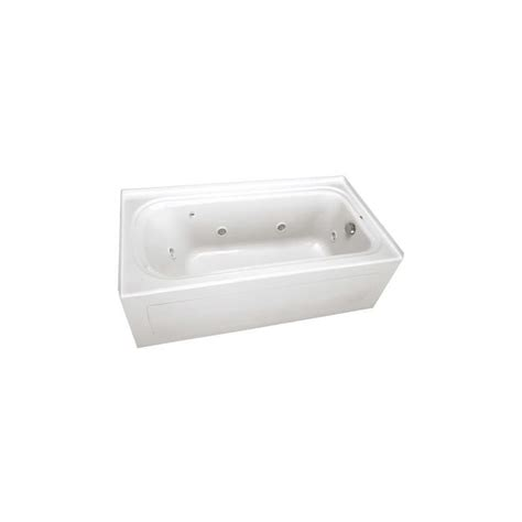 proflo bathtubs faucet com pfw6036arskwh in white by proflo