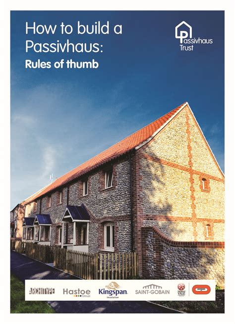 how to build and how to build a passivhaus rules of thumb pdf docdroid