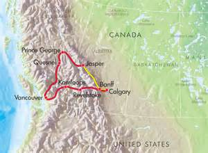 colorado rockies map ffestiniog travel canadian rockies steam from calgary