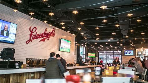 kansas city power and light district restaurants leinenkugel s bar in power light district kansas city
