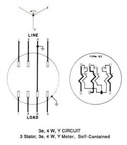 form 2s meter wiring diagram form free engine image for user manual