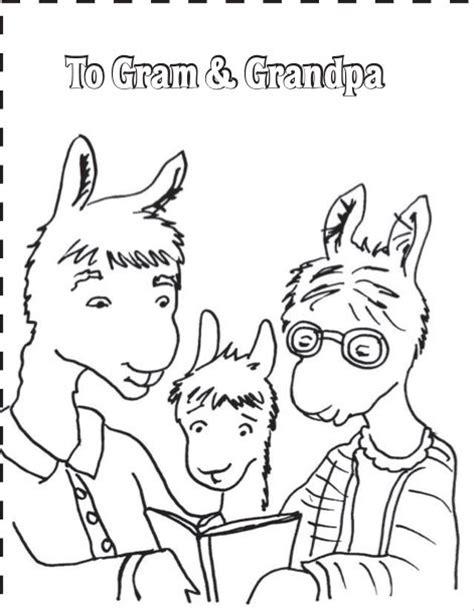 llama coloring pages llama llama pajama coloring pages coloring pages