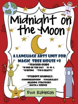 magic tree house midnight on the moon questions and midnight on the moon a comprehension guide for magic tree
