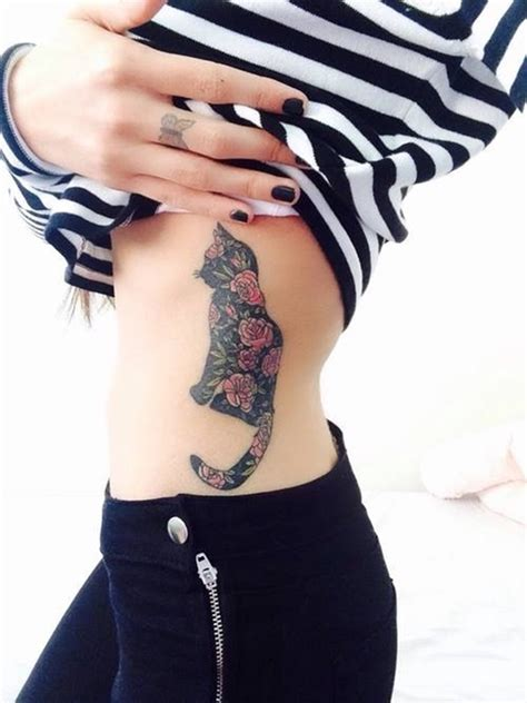 tattoo cat stomach 90 stomach tattoos for enthusiasts that have guts