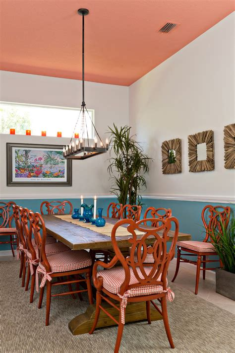 dining room design tropical dining room miami