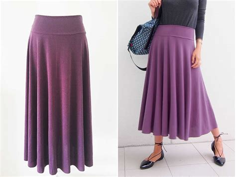 simple no pattern skirt how to make a skirt in one day easy half circle skirt