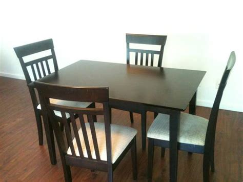 Craigslist Dining Room Table And Chairs Craigslist Dining Table And Chairs Room Dining Room Furniture Craigslist