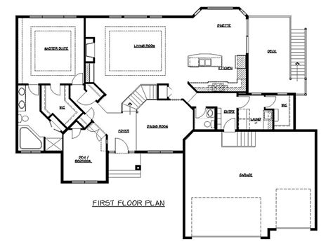 rambler house plans traditional rambler home plan
