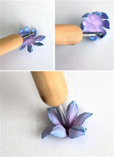 How To Make Tiny Paper Flowers - how to make tiny paper flowers for card and lovely
