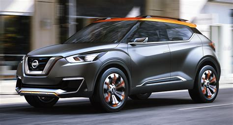kicks nissan nissan kicks new global crossover to debut this year