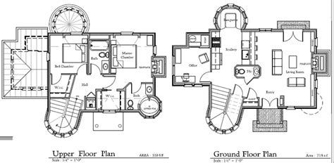storybook house floor plans
