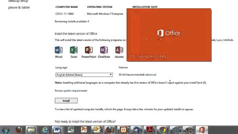 Office 365 Free Trial And Install Office 365 Pro Plus Free Office For