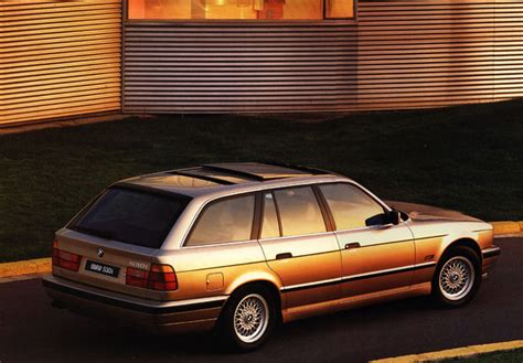 pictures of bmw 530i touring e34 1992 96