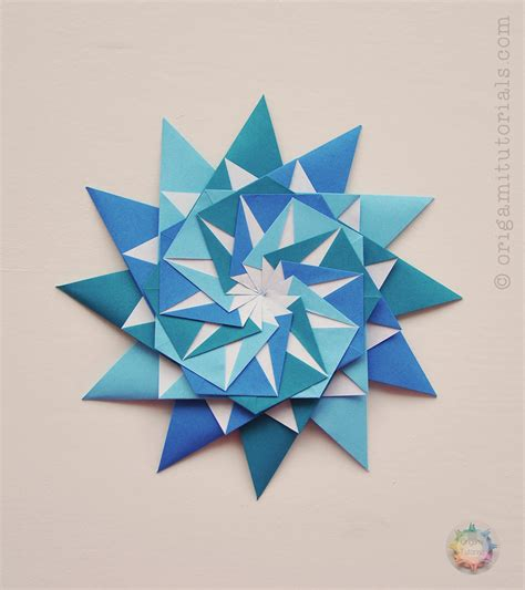 Origami From - origami decoration box with a origami tutorials