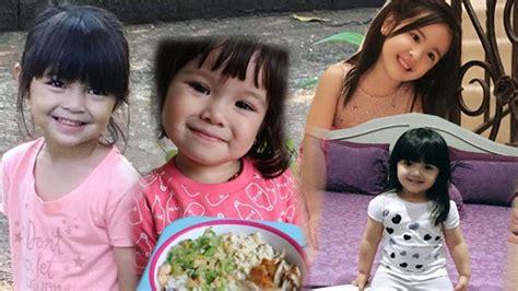 film anak anak indonesia masih kecil 4 anak perempuan artis indonesia yang cantik