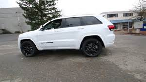 Jeep Altitude 2017 Jeep Grand Altitude Bright White Clearcoat
