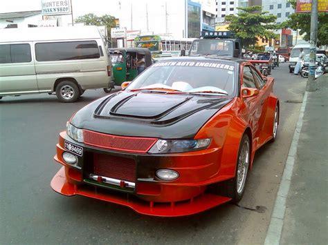 lk cars vehicle pictures modifide 11 sri sri lankan car