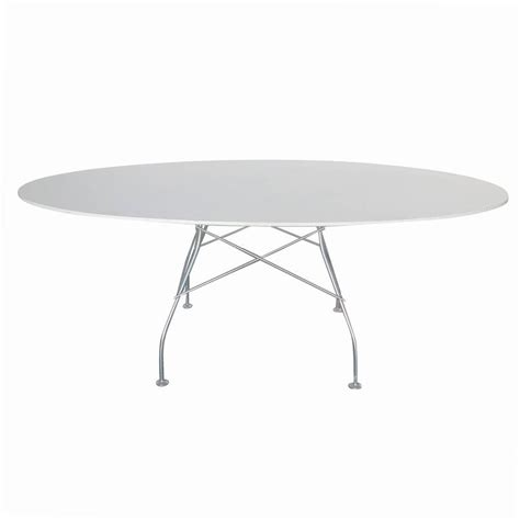 Kartell Table L Glen Oliver L 246 W Quot Glossy Quot Dining Table By Kartell At 1stdibs