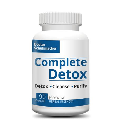 Detox Cleanse by 1 Complete Detox Rapid Whole Detox Colon Liver