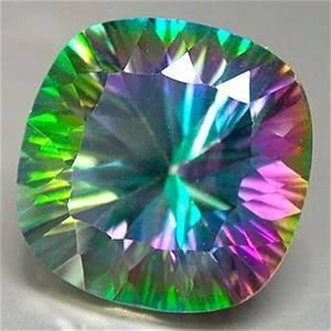 beautiful mystic topaz is also known as topaz mystic