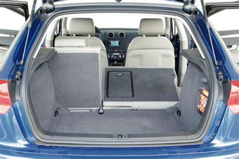 Audi A3 Sportback Kofferraumvolumen by Ist Weniger Mehr Audi A4 Avant Gegen A3 Sportback