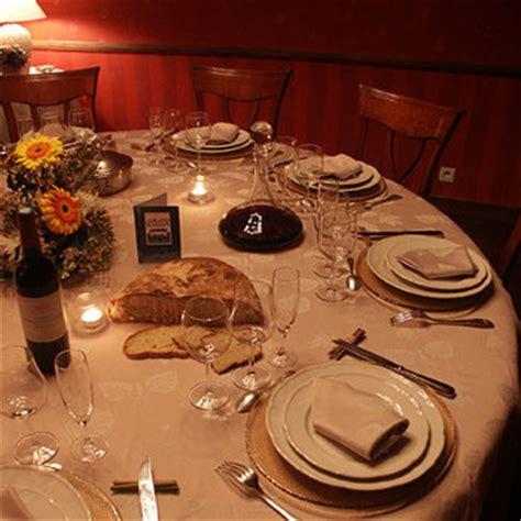 numeri tavoli ristorante il ritorno tavolo rotondo al ristorante senza