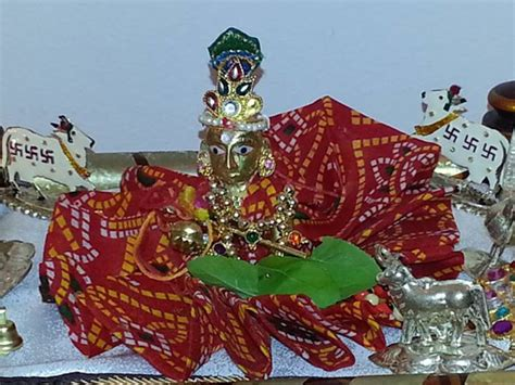 decoration ideas  krishna idol janmashtami spcl