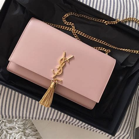 bag review ysl laurent wallet on chain purse