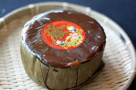new year cake nian gao sugar everything nian gao or sticky rice cake