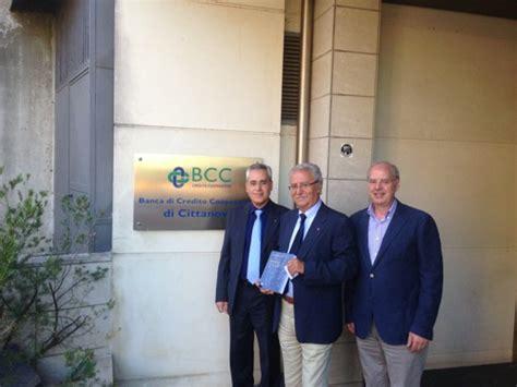 Banca Di Credito Cooperativo Di Cittanova by Agostino Megale Incontra I Vertici Della Bcc Di Cittanova
