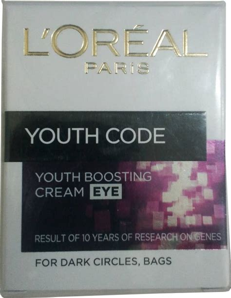 Harga L Oreal Youth l oreal youth code youth boosting eye price in
