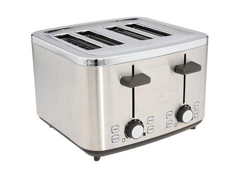 Calphalon 4 Slot Toaster calphalon 1779207 4 slot toaster stainless steel shipped