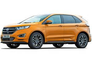 Ford Cer Ford Edge Suv Review Carbuyer
