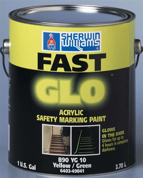 Sherwin Williams Launches Fast Glo Acrylic Safety Marking