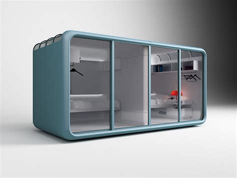 sleeping pods these compact sleeping pods let you literally turn the