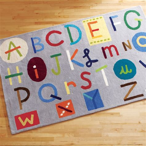 The Other Blog Toddler Room Alphabet Rug For Room