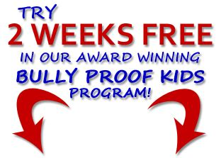 bully proof practical tools to help your child grow up confident resiliant stron books fargo bully proof martial arts the fargo moorhead