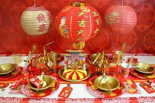 Cny Home Decor chinese new year party ideas year of the rooster party