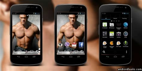 android themes john cena brazil independence android theme for clauncher