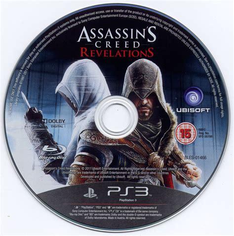 Ps3 Assassins Creed Ii Reg 3 Used Murah assassin s creed revelations 2011 playstation 3 box