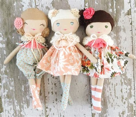 Handmade Dolls - 1000 ideas about handmade dolls patterns on