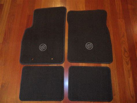 Buick Lucerne Floor Mats by New Oem Carpeted Floor Mats Cocoa Brown For Buick Lucerne