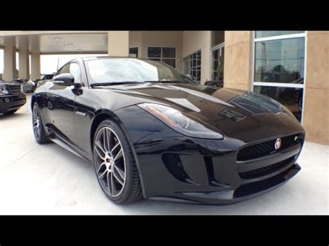 Car Types Starting With R by 2015 Jaguar F Type R Coupe Review Start Up Exhaust
