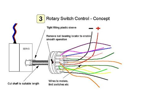 rotary l switch wiring diagram wiring diagram