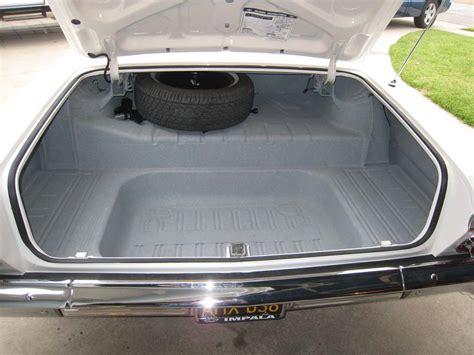 image gallery 1964 impala trunk