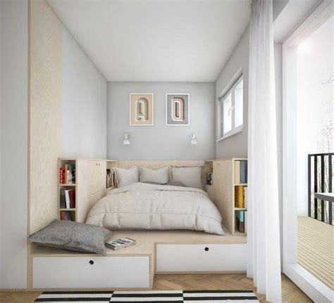 kleines wohn schlafzimmer einrichten optimale gestaltung durch ma 223 geschneiderte