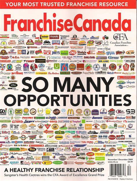 franchise canada magazine pdf lily rue